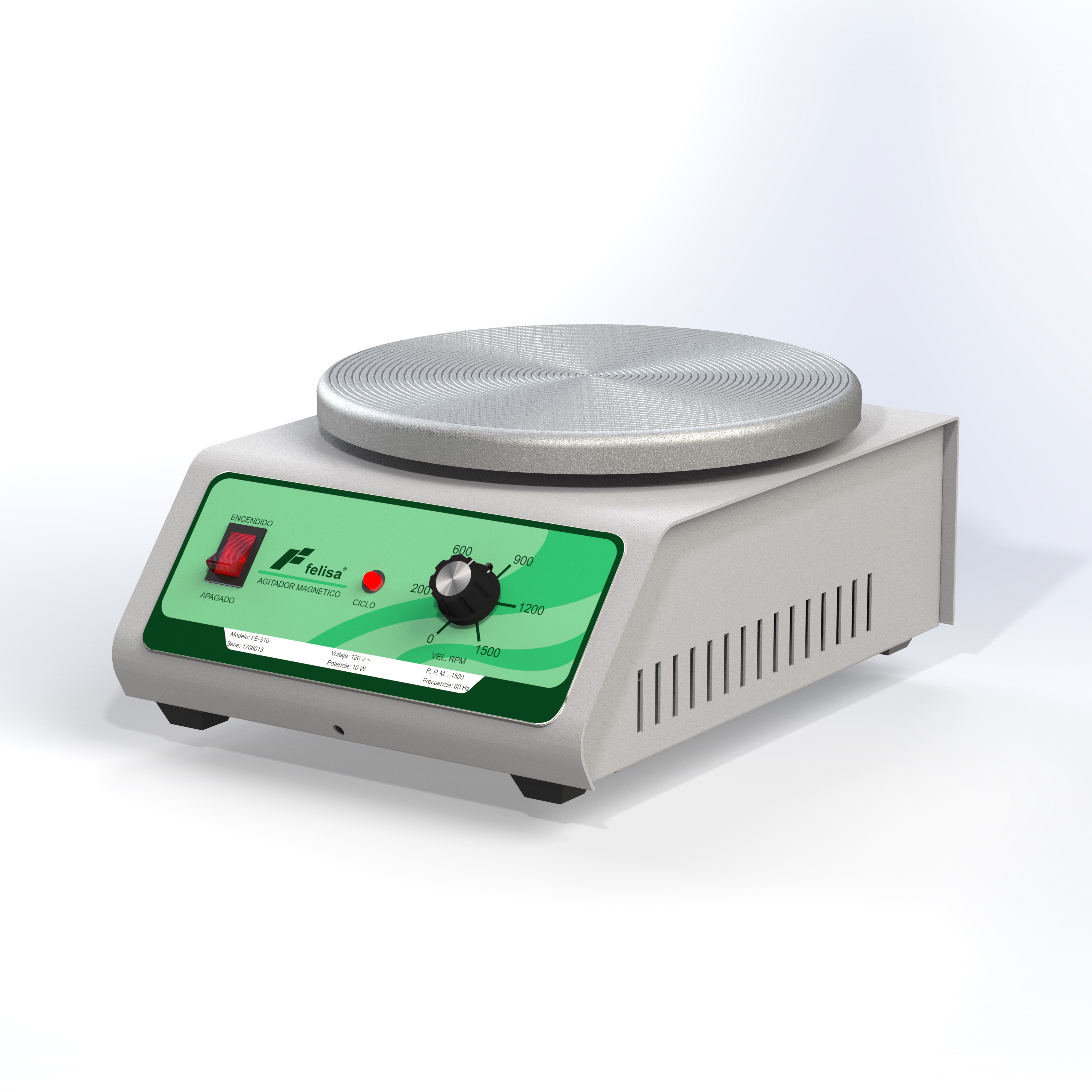 Magnetic Stirrers FE-312